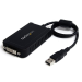 StarTech.com USB to DVI External Video Card Multi Monitor Adapter – 1920x1200