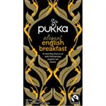 Pukka ENGLISH BREAKFAST FTRADE TEAPK20