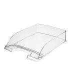 Leitz 52260002 Polystyrene Transparent desk tray