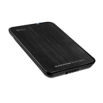 "Sharkoon QuickStore Portable USB3.0 2.5"" Black"