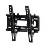"Hama 00108715 flat panel wall mount 116.8 cm (46"") Black"