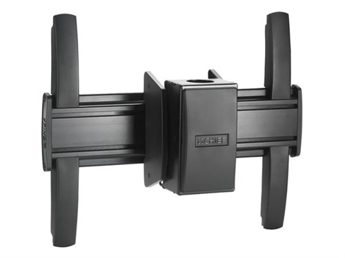 "NEC PD01CMS flat panel ceiling mount 139.7 cm (55"") Black"