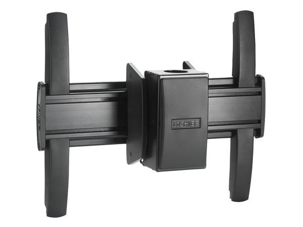 "NEC PD01CMS flat panel ceiling mount 139.7 cm (55"") Black 100013587"