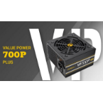 Antec VP700 PLUS 700w PSU. 120mm Silent Fan, PLUS 2019 version. MEPS Compliant. 3 Years Warranty
