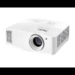 Optoma UHD35 beamer/projector Desktopprojector 3600 ANSI lumens DLP 2160p (3840x2160) 3D Wit