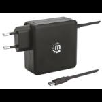 Manhattan 180238 mobile device charger Indoor Black