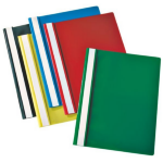 Esselte Report File Black Polypropylene (PP) report cover
