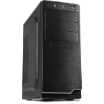 Inter-Tech IT-5916 Tower Black 500 W