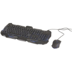Generic Gaming Keyboard and Mouse Set