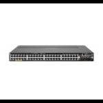 Hewlett Packard Enterprise Aruba 3810M 48G PoE+ 4SFP+ 1050W Managed L3 Gigabit Ethernet (10/100/1000) Power over Ethernet (PoE) 1U Grey