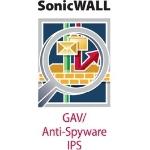 SonicWall Gway AntiVirus/Spyware + IPS 1 year(s)