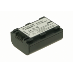 2-Power Camcorder Battery 7.2V 750mAh