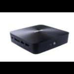 ASUS UN42-M111M PC/workstation barebone Blue BGA 1168 2957U 1.4 GHz