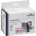 Durable SUPERCLEAN 50 Equipment cleansing wet cloths