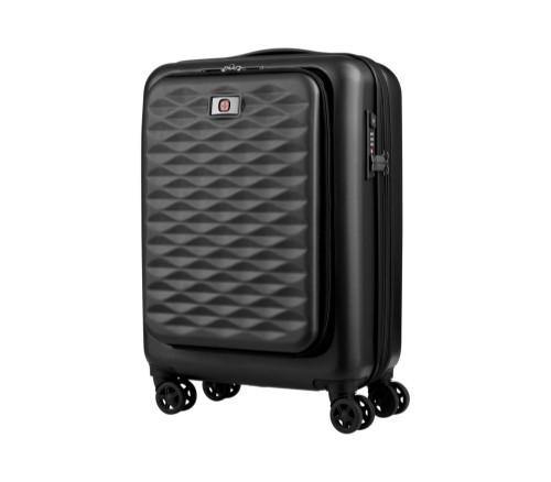 Wenger/SwissGear Lumen Trolley Black Aluminium,Polycarbonate 36 L