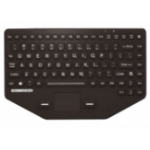 Panasonic PCPE-MMRK01E USB QWERTY UK English Black mobile device keyboard