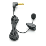 Philips Clip-on microphone LFH9173/00