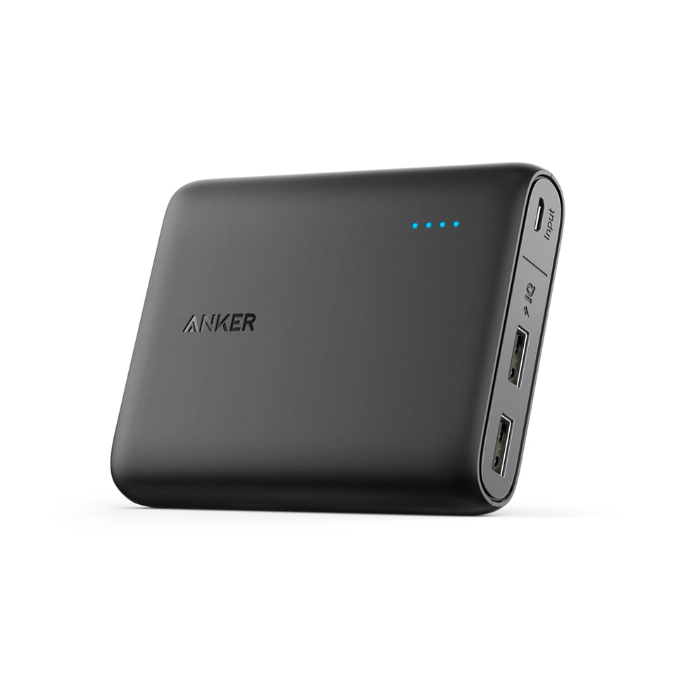 Anker PowerCore 10400mAh Black power bank