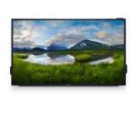 "DELL C8618QT touch screen monitor 2.17 m (85.6"") 3840 x 2160 pixels Multi-touch Multi-user Black, Silver"