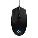 Logitech G G203 Prodigy USB RGB LED Black Programmable Gaming Mouse