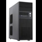 Chieftec CQ-01B-U3-OP computer case Midi Tower Black