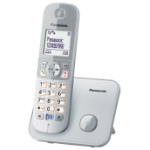 Panasonic KX-TG6811GS telephone DECT telephone Silver Caller ID