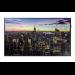 "Samsung QM75F 190,5 cm (75"") LED 4K Ultra HD Pantalla plana para señalización digital Negro"