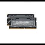 Crucial Ballistix Sport LT 32GB memory module DDR4 2666 MHz
