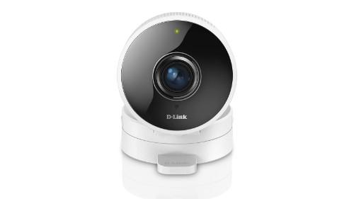 D-Link HD 180 Graden IP security camera Indoor Cube White 1280 x 720 pixels