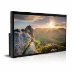 "DynaScan DS322LR4 Digital signage flat panel 32"" LCD Full HD Black signage display"