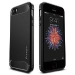 Spigen 041CS20167 mobiele telefoon behuizingen Hoes Zwart
