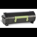 Lexmark 50F4000 1500páginas Negro tóner y cartucho láser