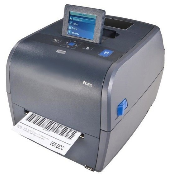 Intermec PC43t Thermal line 203 x 203DPI label printer