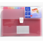 Exacompta 55298E folder A4 Polypropylene (PP) Assorted colors