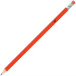 Q-CONNECT Q CONNECT PENCIL HB RUBBER TIPPED
