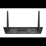 Netgear WAC104-100NAS 1200Mbit/s Black WLAN access point