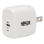 Tripp Lite U280-W01-20C1-G mobile device charger White Indoor