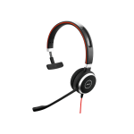 Jabra Evolve 40 UC Mono Headset Hoofdband 3,5mm-connector Zwart
