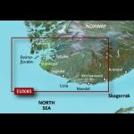 Garmin VEU508S Freshwater & nautical map