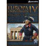 Paradox Interactive Europa Universalis IV: Rights of Man, PC/Mac/Linux Basic Linux/Mac/PC DEU Videospiel