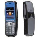 Spectralink 8440 DECT telephone Black,Blue