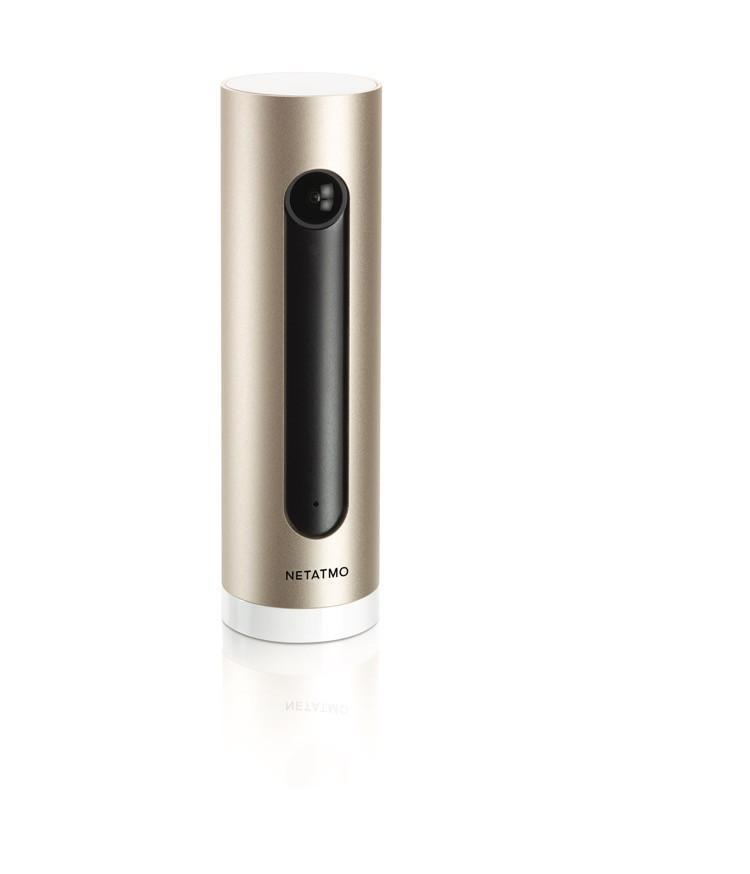 Smart Indoor Security Camera - Netatmo Welcome