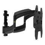 "Chief TS318SU 52"" Black flat panel wall mount"