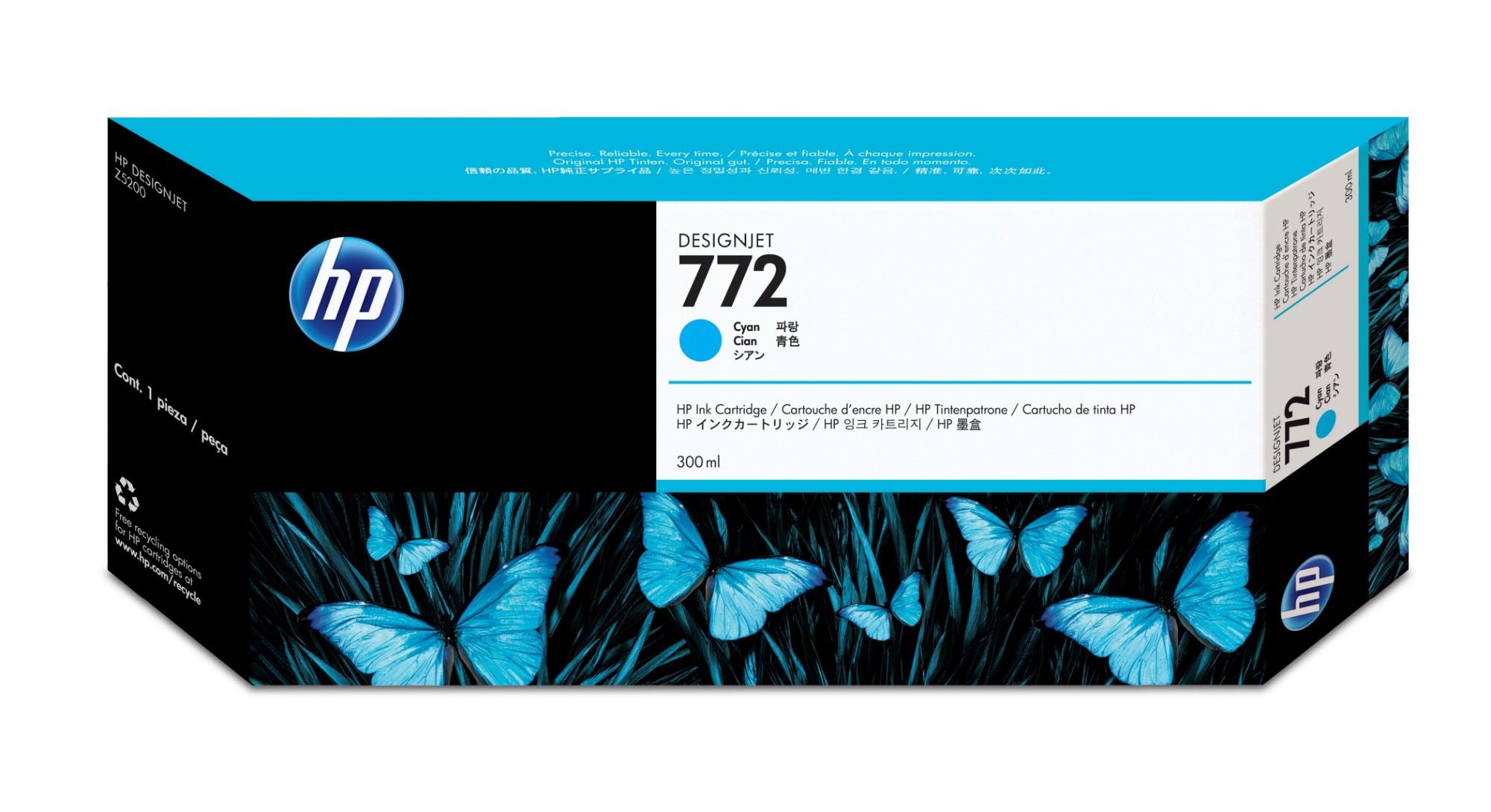 HP 772 Original Cian