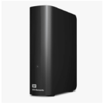 WESTERN DIGITAL WD Elements Desktop 8TB USB 3.0 3.5' External Hard Drive - Black Plug & Play Formatted NTFS for Wind