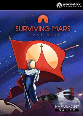 Nexway Surviving Mars Space Race Video game downloadable content (DLC) PC/Mac/Linux Español