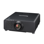 Panasonic PT-RW620BEJ Projector - 6200 Lumens - DLP - WXGA - Laser
