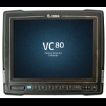 """Zebra VC80 1.91GHz 10.4"""" 1024 x 768pixels Touchscreen Black POS terminal"""
