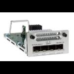 Cisco C3850-NM-2-10G= network switch module 10 Gigabit Ethernet, Fast Ethernet, Gigabit Ethernet