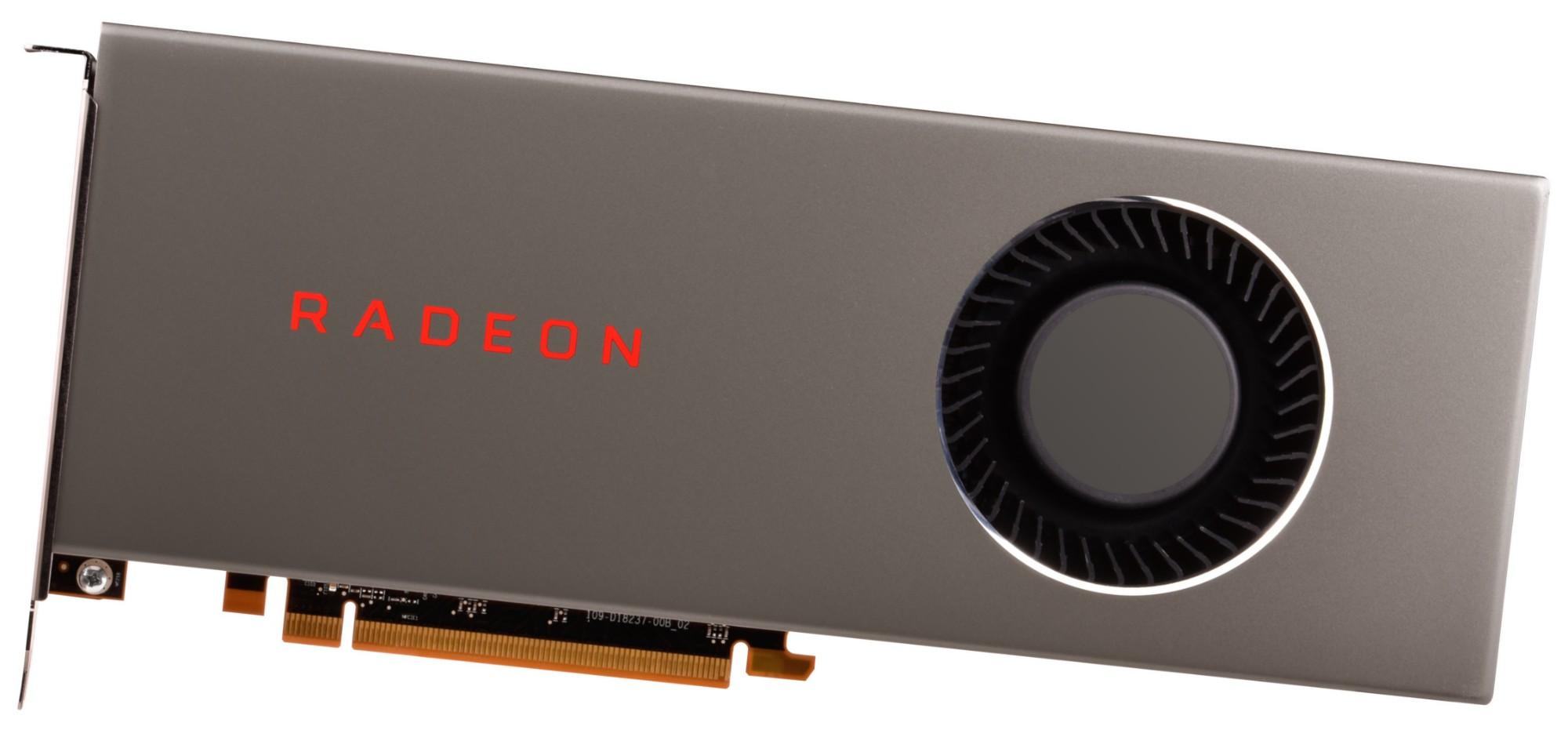 Video Card Radeon Rx 5700 8g Gddr6 Hdmi Triple Dp Uefi